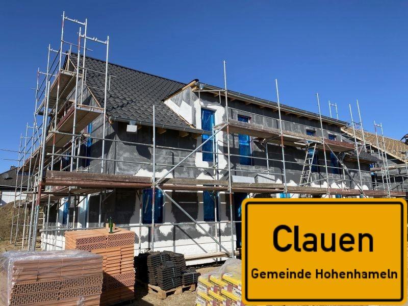 Hohenhamel Clauen Neubau Doppelhaushälfte