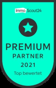 Immoscout Auszeichnug 2021