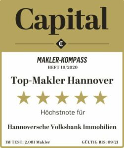 Capital Top-Makler Hannover 2020