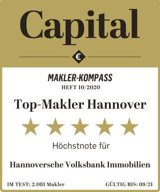 Capital Top-Makler Hannover 2020