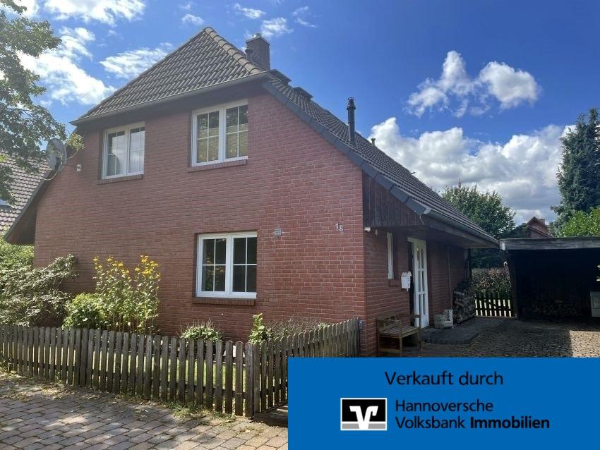 Wettmar: Ein neues Zuhause für die Familie, 30938 Burgwedel, Einfamilienhaus