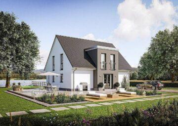 Berkhof: Neubau von 6 Einfamilienhäusern in Feldrandlage, 30900 Wedemark, Einfamilienhaus